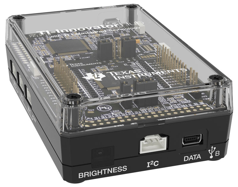 interface-robotica-texas-instruments-ti-innovator-hub